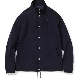 "nonnative - COACH JACKET POLY TWILL STRETCH ""DICROS® SOLO"""