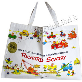 Best Word Book Ever (Richard Scarry) (Giant Little Golden Book) [Special Edition]