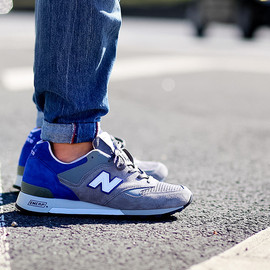 "New Balance - The Good Will Out x New Balance 577 ""Autobahn"" Pack/Grey"