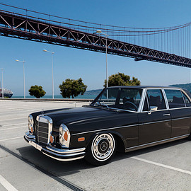 Mercedes-Benz - 300SEL 6.3 W109 by Splicer436