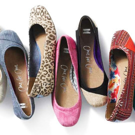 Tom Ballet - Toms Ballet Flats Collection Spring 2012