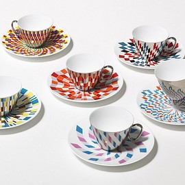 D-BROS - Mirror Coffee Cups