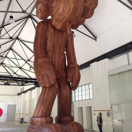 "KAWS - KAWS ""GISWIL"" Exhibition at More Gallery in Switzerland"