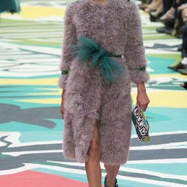 Burberry Prorsum - SPRING/SUMMER 2015 READY-TO-WEAR