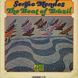 Sergio Mendes - Sergio Mendes, The Beat Of Brazil, USA, Deleted, vinyl LP album (LP record), Atlantic,