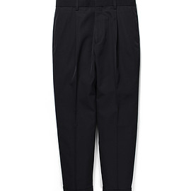 WACKO MARIA - PLEATED TROUSERS (TYPE-1)