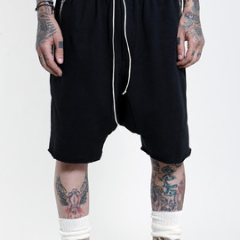 Fear of God - DROPCROTCH DRAWSTRING SHORTS