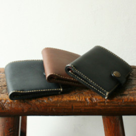 TIGRE BROCANTE - Leather Wallet
