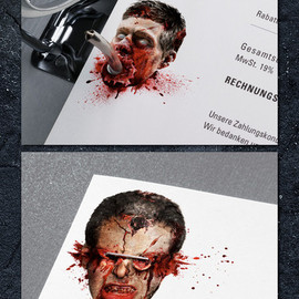 """13th Street """"Stationery of Horror"""" - 13th Street """"Stationery of Horror"""""""