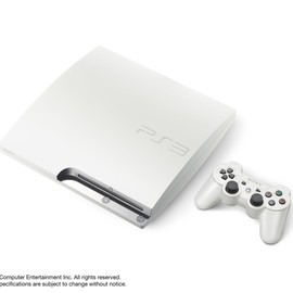 SONY - PlayStation3  (320GB)  Classic White