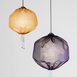 Svensson Markspelle - Drawstring Lamp by Design Stories and Returhuset