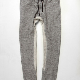 ISAORA - Cotton Combo Sweat Pant