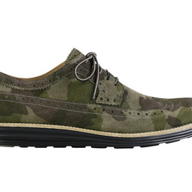 Cole Haan - Image of Cole Haan 2014 Spring Lunargrand Long Wingtip Collection