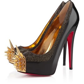"Christian Louboutin - ""Asteroid Lady"" High Heel Shoes (for Arrow)"