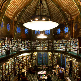 Oxford, United Kingdom - The Oxford Union Library