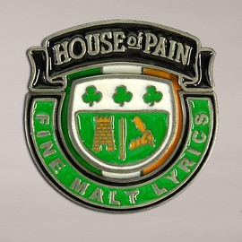House Of Pain - HOP Logo Belt Buckle