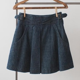 t.yamai paris - denim skirt
