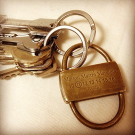 Maison Martin Margiela - Key Ring