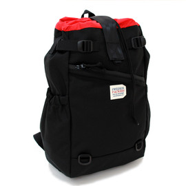 FREDRIK PACKERS - STROLL BACKPACK CUSTOM MODEL (S) * black x red