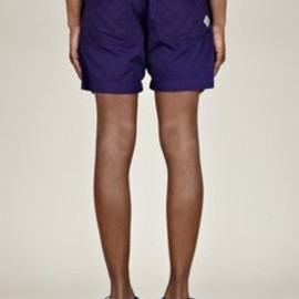 KENZO - Men's Purple Shorts
