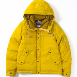 THE NORTH FACE PURPLE LABEL - ROL 65/35 Mountain Short Down Parka
