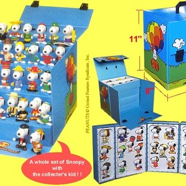 McDonald's - Snoopy World Tour 2 Box Set