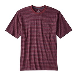 Patagonia - M's Squeaky Clean Pocket Tee