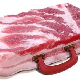 The Bacon Briefcase