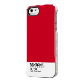 Pantone - Case Scenario PANTONE UNIVERSE for iPhone 5s/5 プレアデスダイレクト限定品 High Risk Red