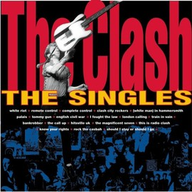 The Clash - Singles