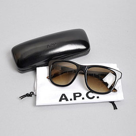 A.P.C. - Sunglasses