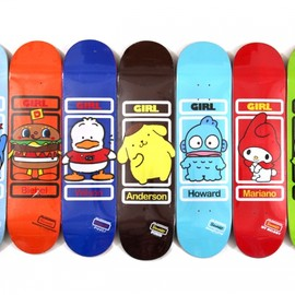 Girl Skateboards - Sanrio Series