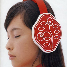 Shiseido - Hanatsubaki headphone