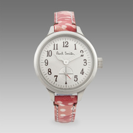 Paul Smith Women - City Classic Polka Dot Strap Watch  Pink