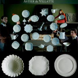 Astier de Villatte and Patch NYC Collaboration Paris