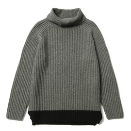 SILAS - kate polo neck knit