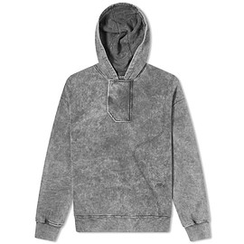 A-COLD-WALL* - Fade Out Heavyweight Hoody Black   END.