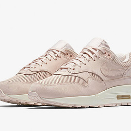 NIKE - Air Max 1 Pinnacle - Silt Red/Silt Red/Sail