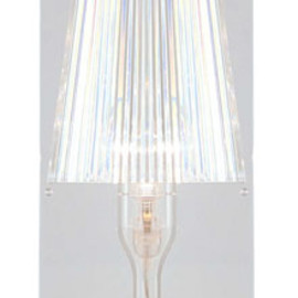 Kartell - Take lamp (Crystal Clear)