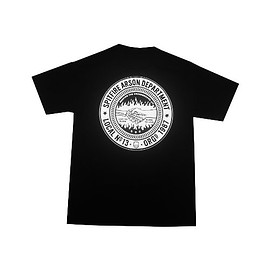 SPITFIRE - BURN UNION POCKET TEE (Black)