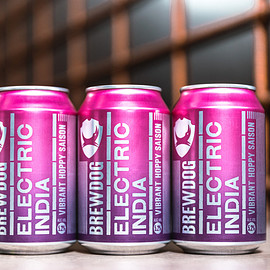 BREWDOG - ELECTRIC INDIA (2018)