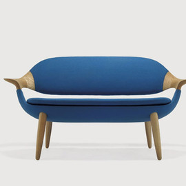 Miyazaki Chair Factory Co., Ltd. - Organic Shaped Sofa