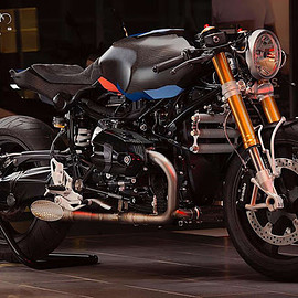 MG Customs - BMW NineT
