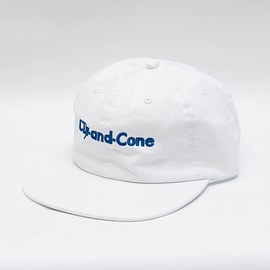 cup and cone - Company 6 Panel - White