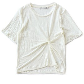 Objects Without Meaning - Twist Tee (white)