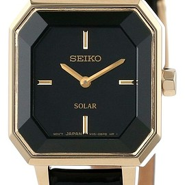 SEIKO - SUP198 Dress Solar Watch