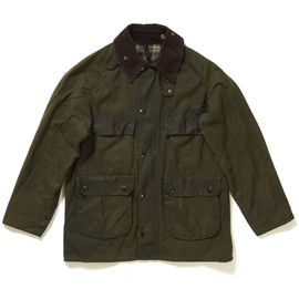 Barbour - Oil Jacket