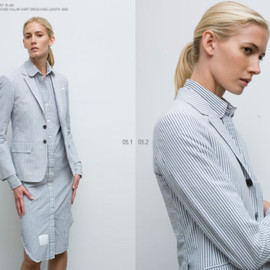 THOM BROWNE - Outfit 3 From 2008 S/S