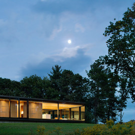 Desai Chia Architecture - LM Guest House, Upstate New York, USA