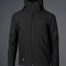 TRIPLE AUGHT DESIGN - Stealth Hoodie - Black